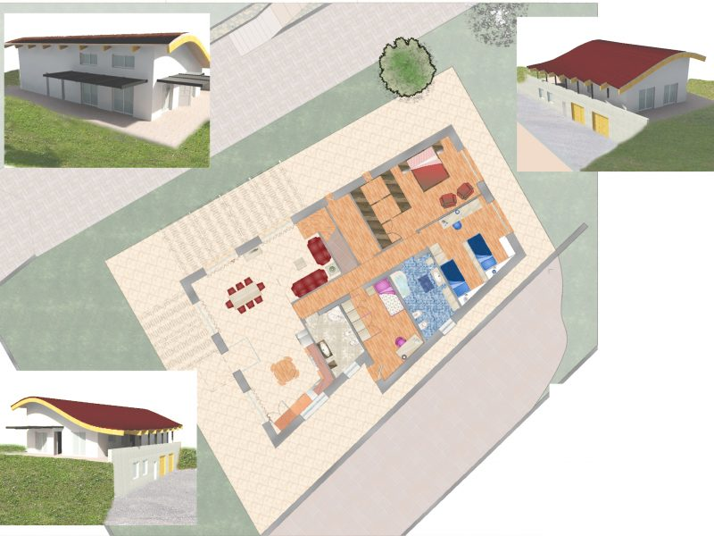 progetto house D