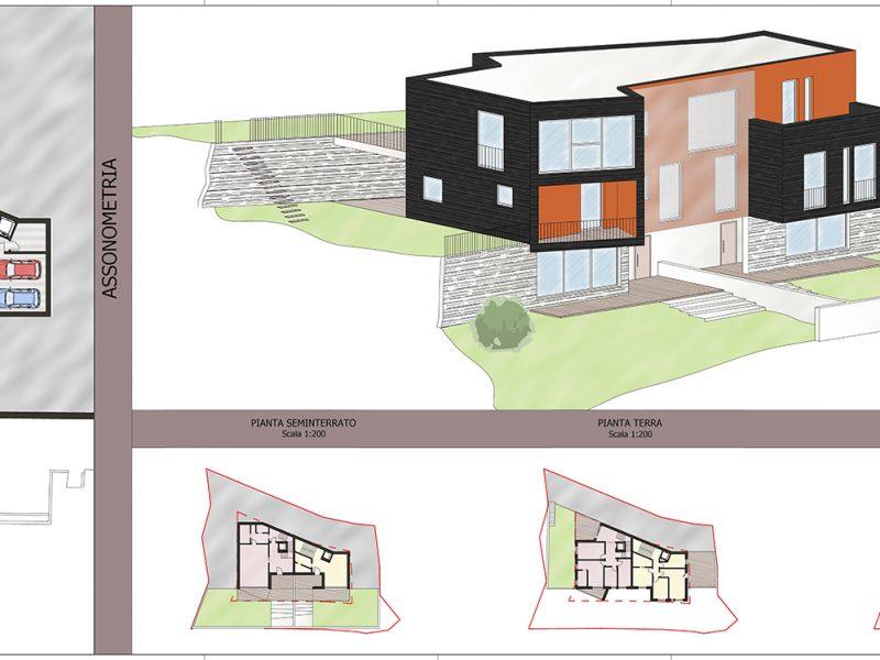 progetto house S